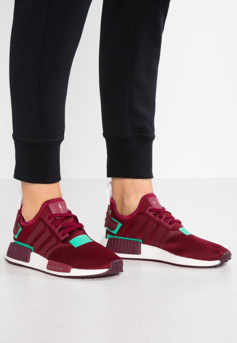 adidas Originals - NMD_R1 - Joggesko - bordeaux