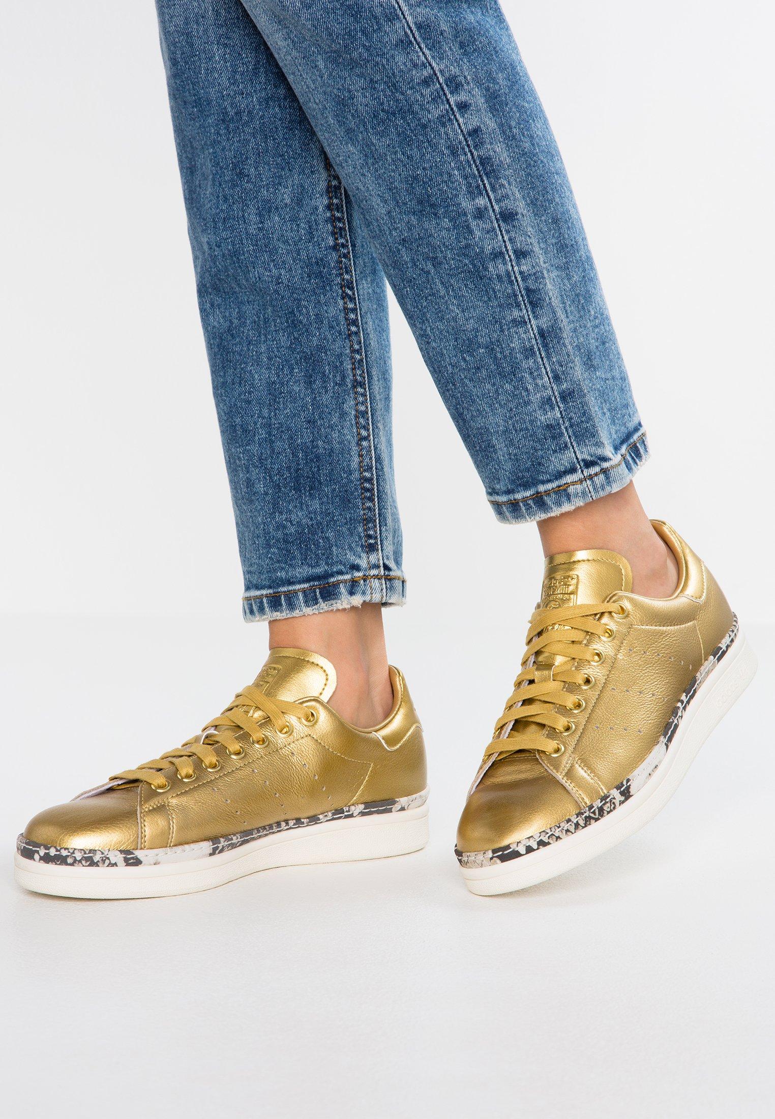 Stan Basses Smith Gold BoldBaskets Metallic Adidas Originals New offwhite rCeWdxBoEQ