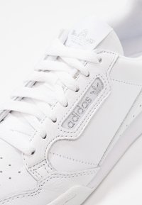 adidas Originals - CONTINENTAL 80 - Trainers - footwear white/silver metallic - 2