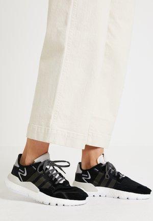 NITE JOGGER - Trainers - core black/carbon/raw white