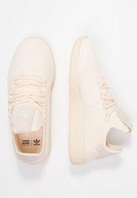 adidas Originals - PW TENNIS - Trainers - ecru tint/cloud white/core black - 3