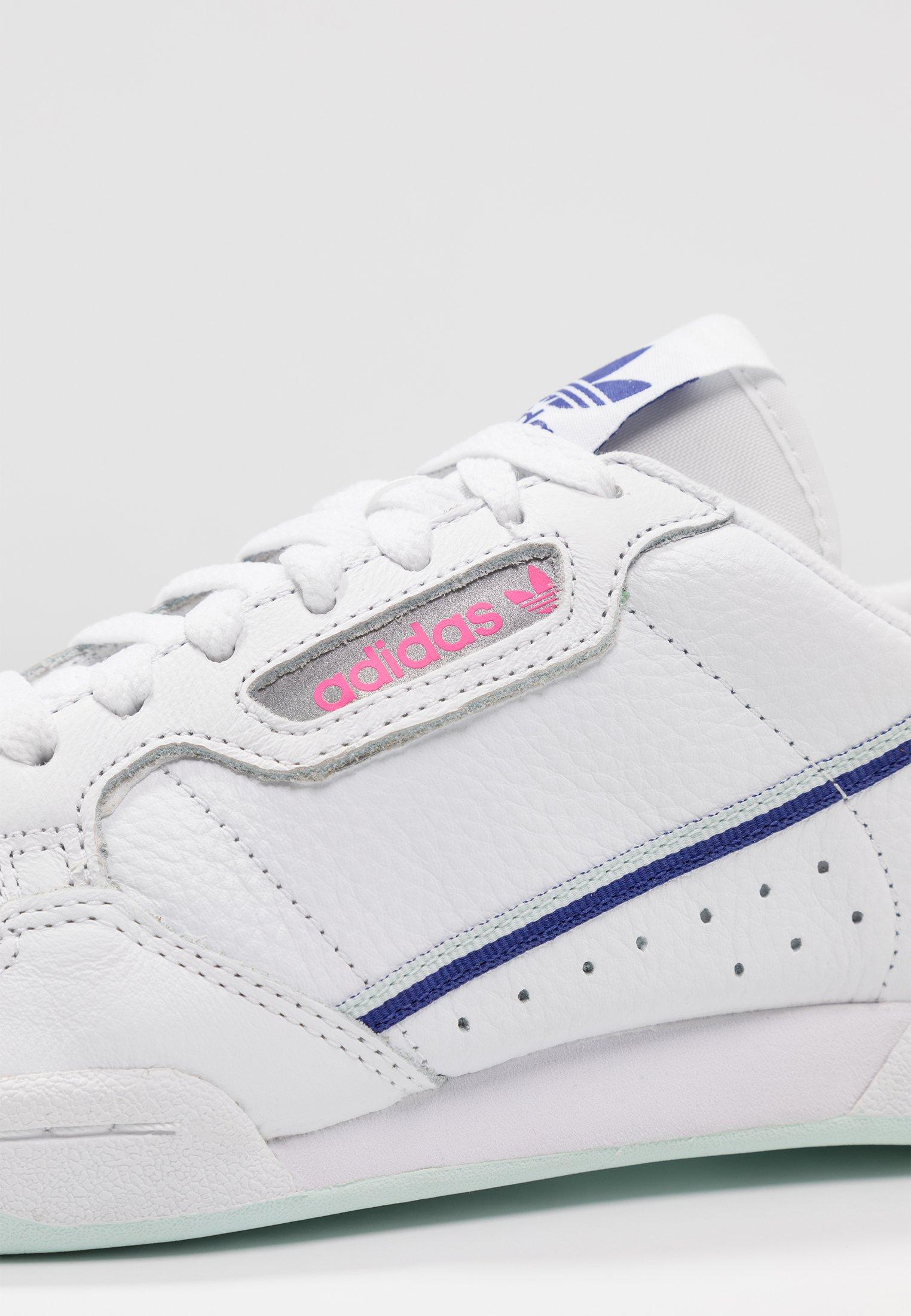 White ice Basses Blue Footwear Mint Adidas Originals Continental 80Baskets active MVGjqSUzpL