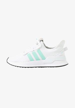 PATH RUN  - Zapatillas - footwear white/clear mint/core black