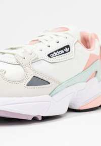 adidas Originals - FALCON  - Trainers - white tint/raw white/trace pink - 2