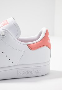 adidas Originals - STAN SMITH - Baskets basses - footwear white/tactile rose - 2