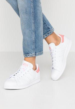 STAN SMITH - Joggesko - footwear white/tactile rose
