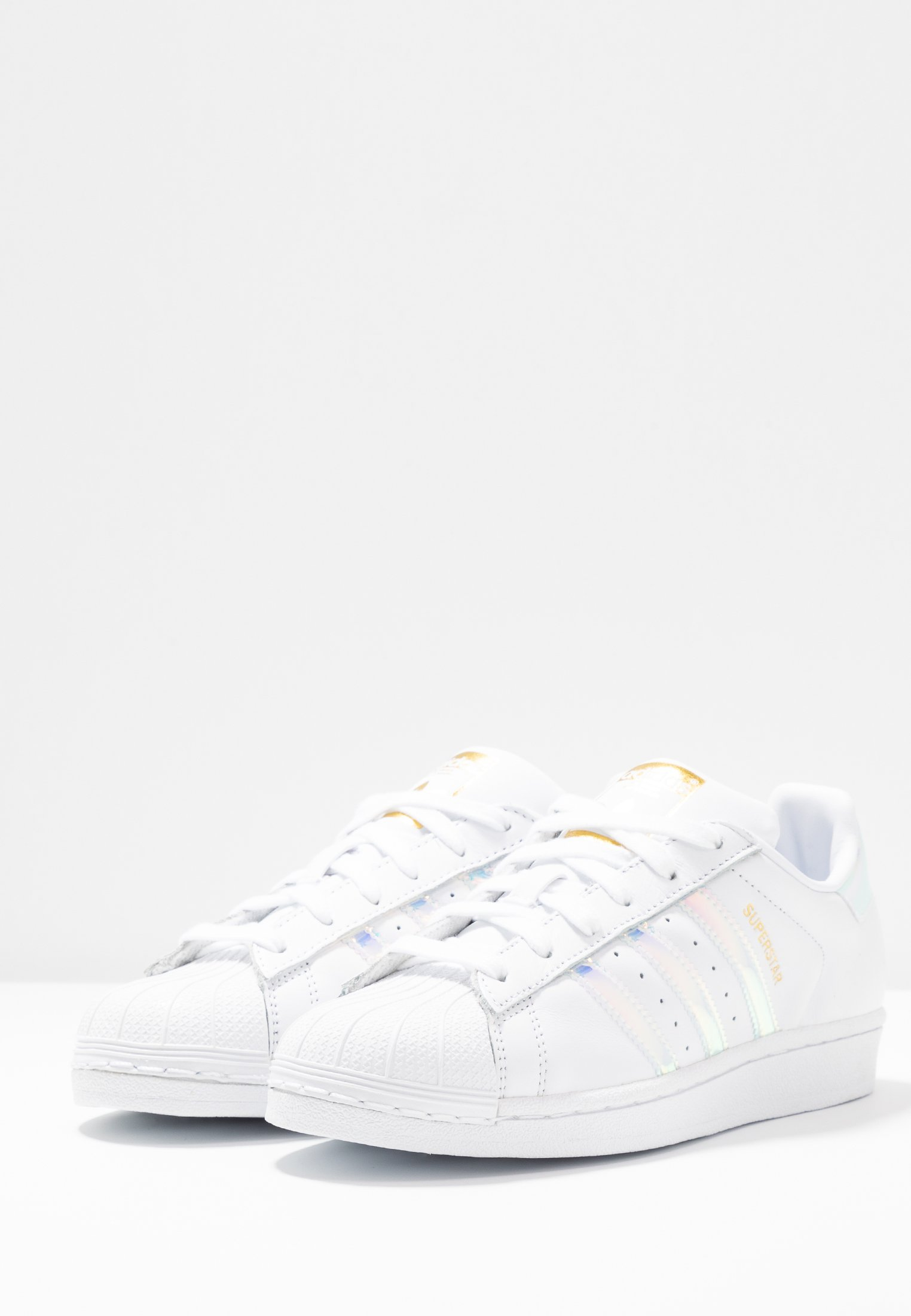 Shiny White Footwear ShoesSneakers super Originals Adidas Collegiate gold Metallic Stripes Basse Superstar qLSzVpGMU