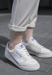 adidas Originals - CONTINENTAL 80 - Sneakers - offwhite/cloud white/raw white - 4