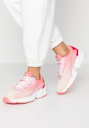 FALCON - Sneaker low - ecru tint/ice pink/true pink