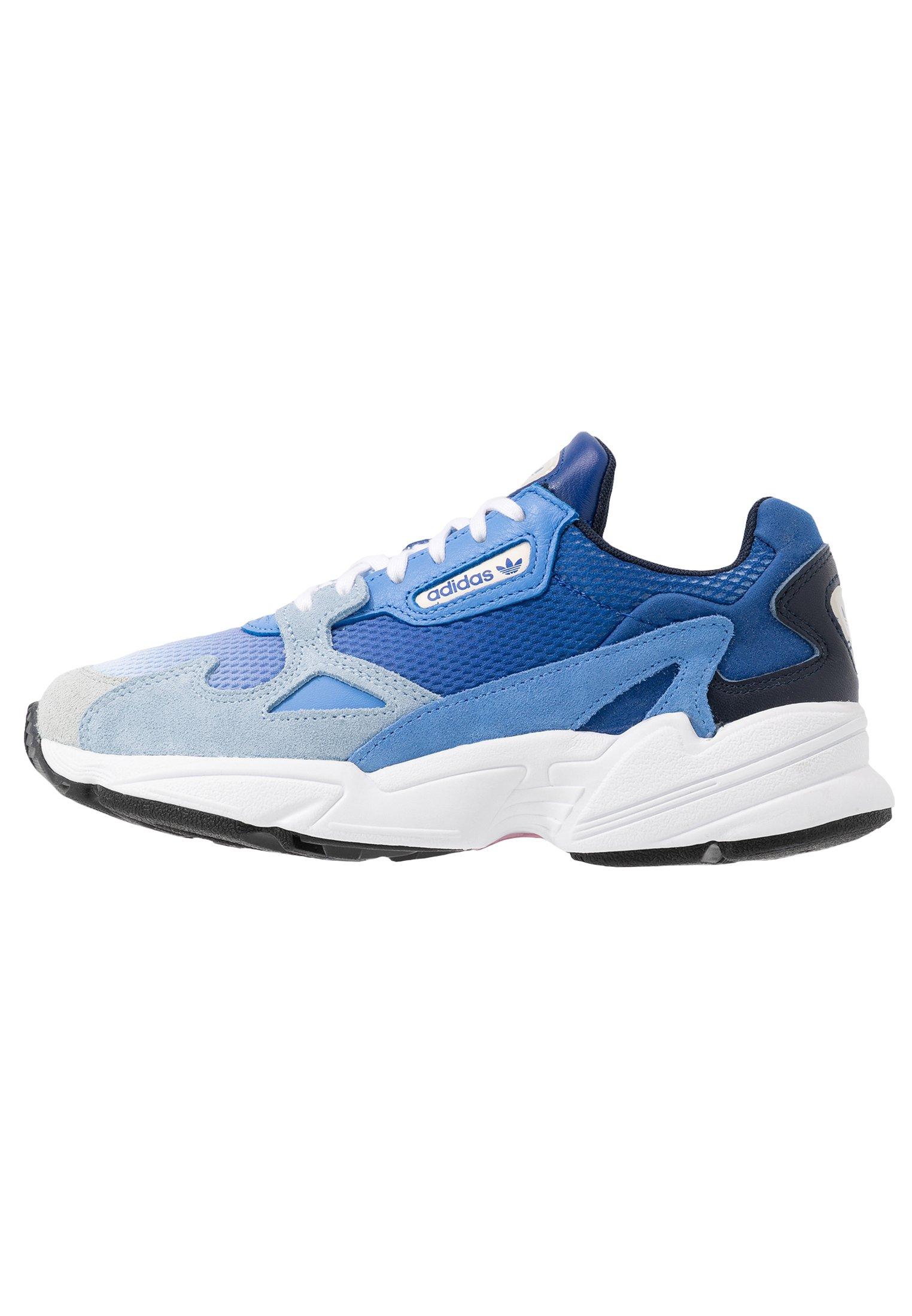 Adidas Originals Falcon - Joggesko Blue Tint/glow Blue/real