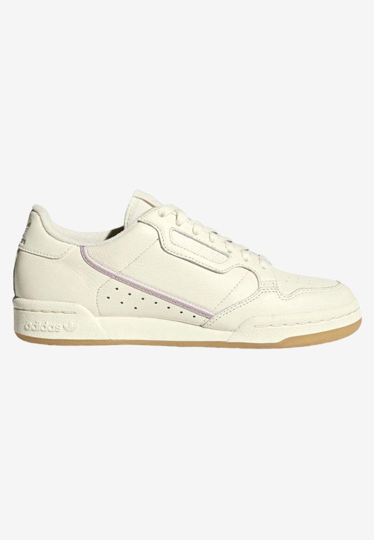 adidas Originals CONTINENTAL 80 SHOES - Baskets basses - offwhite