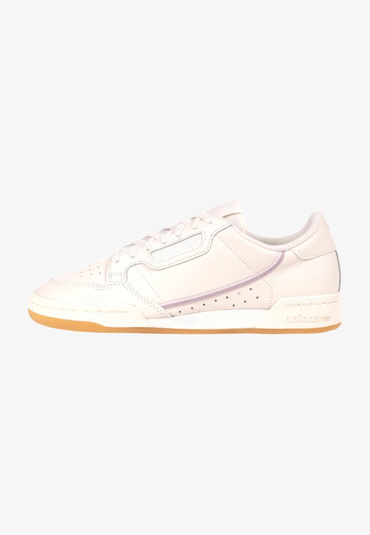 adidas Originals - CONTINENTAL 80 SHOES - Sneaker low - white