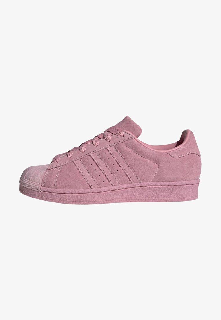 adidas Originals - SUPERSTAR SHOES - Sneaker low - pink
