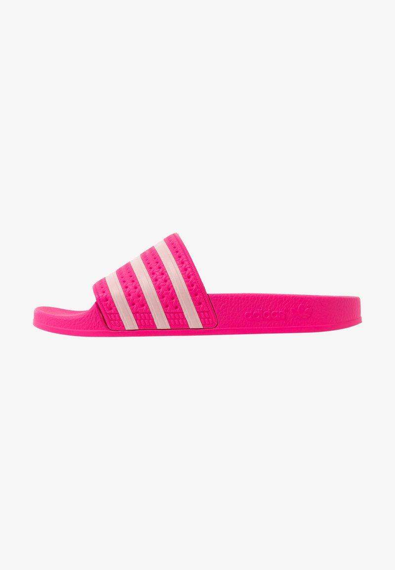 adidas Originals - ADILETTE - Ciabattine - real magenta/pink spice