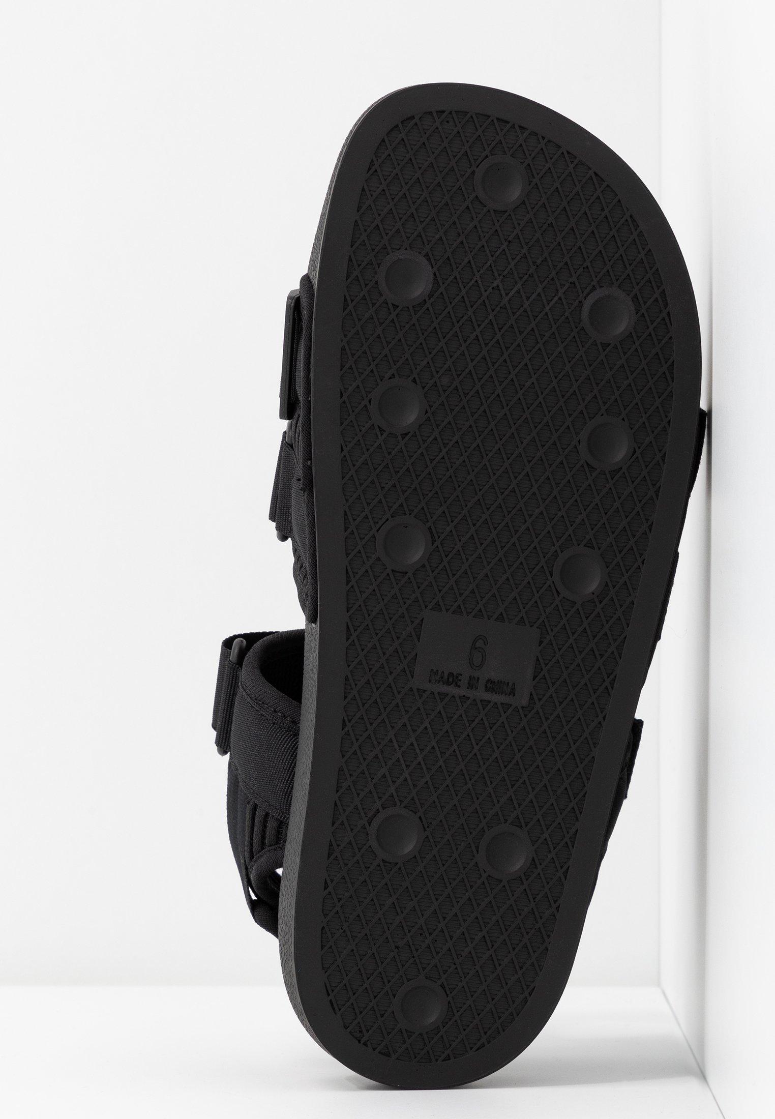 adidas Originals ADILETTE 2.0 - Riemensandalette - core black - Black Friday