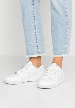 SIGNATURE - Sneaker low - footwear white/crystal white/grey one