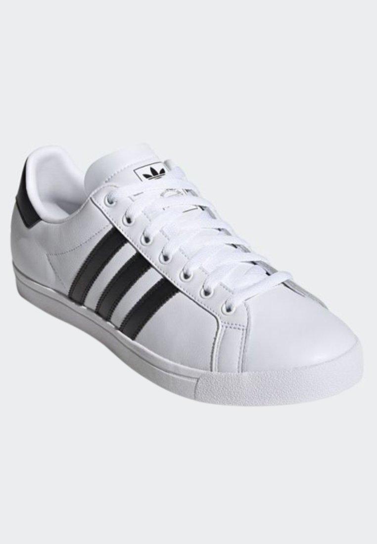 Star Adidas White ShoesBaskets Originals Coast Basses QtshdCxrB