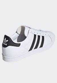 adidas Originals - COAST STAR SHOES - Sneakers - white - 3
