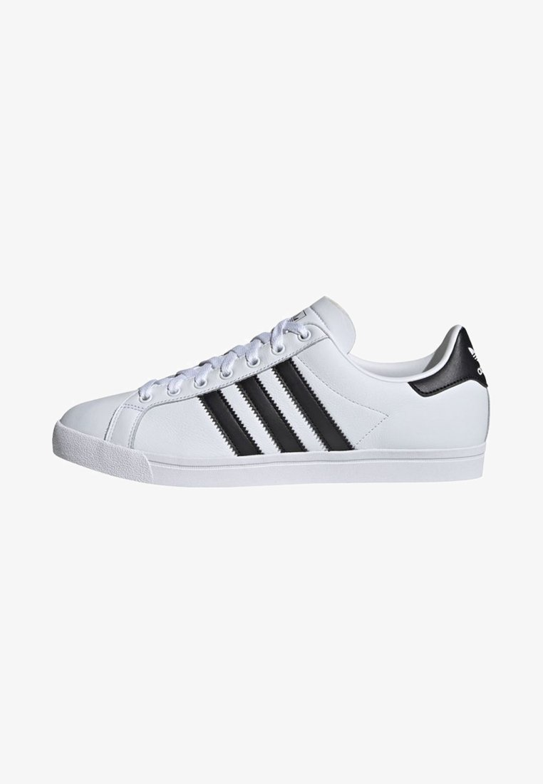 adidas Originals - COAST STAR SHOES - Sneakers laag - white