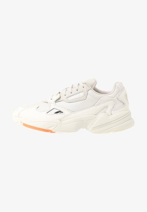 FALCON TORSION SYSTEM RUNNING-STYLE SHOES - Baskets basses - offwhite/raw white/active purple