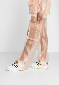 adidas Originals - MAGMUR RUNNER ADIPRENE+ RUNNING-STYLE SHOES - Trainers - crystal white/core black/footwear white - 0