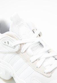adidas Originals - MAGMUR RUNNER ADIPRENE+ RUNNING-STYLE SHOES - Joggesko - footwear white - 2