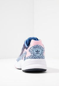 adidas Originals - FALCON - Trainers - collegiate navy/glow blue/true pink - 5
