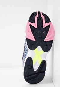 adidas Originals - FALCON - Trainers - collegiate navy/glow blue/true pink - 6