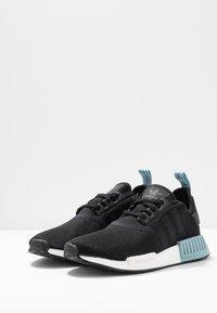 adidas Originals - NMD_R1 - Sneakers - clear black/ash grey - 4