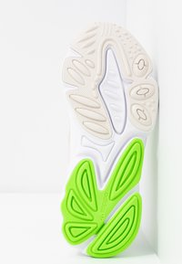 adidas Originals - OZWEEGO ADIPRENE+ RUNNINIG-STYLE SHOES - Sneakers basse - footwear white/super yellow/super green - 8