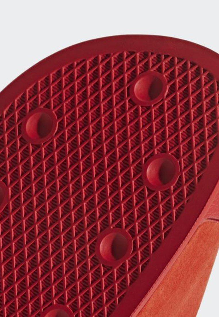 Adidas Originals Adilette Slides - Sandaler Red