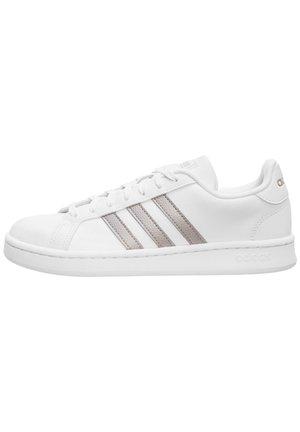Trainers - footwear white / platin metallic