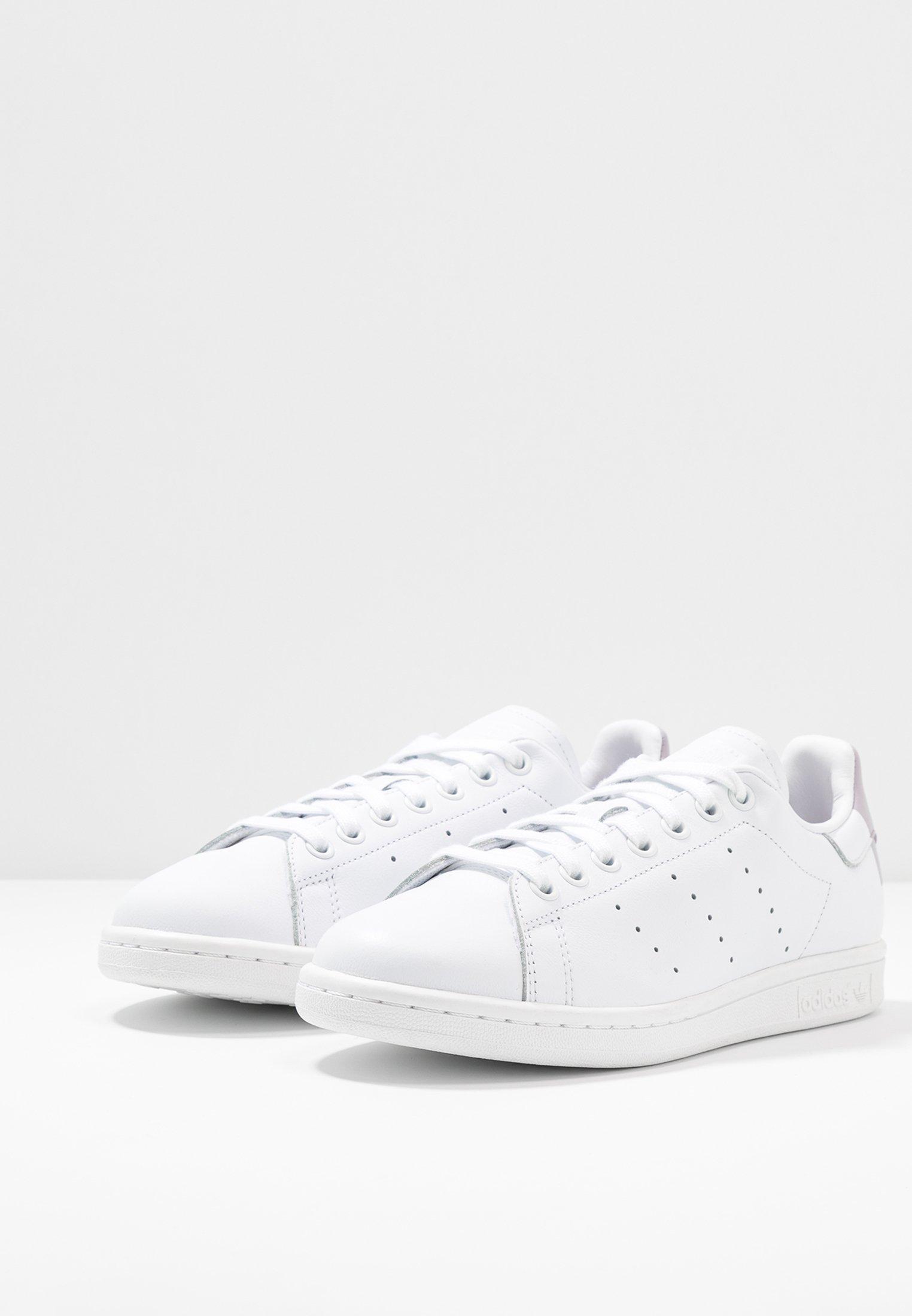 adidas Originals STAN SMITH- Baskets basses footwear white/soft vision/offwhite