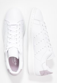 adidas Originals - STAN SMITH  - Sneakers - footwear white/soft vision/offwhite - 3