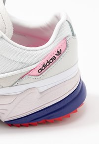 adidas Originals - KIELLOR  - Matalavartiset tennarit - crystal white/orchid tint - 2