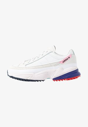 KIELLOR  - Sneakers basse - crystal white/orchid tint