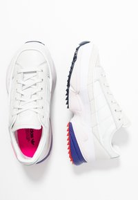 adidas Originals - KIELLOR  - Matalavartiset tennarit - crystal white/orchid tint - 5