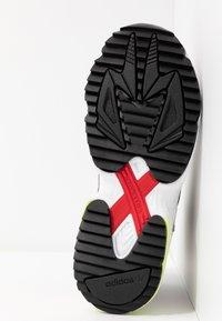 adidas Originals - KIELLOR XTRA - Korkeavartiset tennarit - collegiate navy/grey one - 8