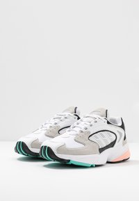 adidas Originals - FALCON 2000  - Trainers - grey one/glover pink/core black - 6