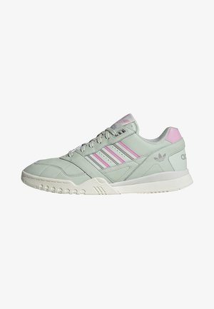 A.R. TRAINER SHOES - Trainers - green