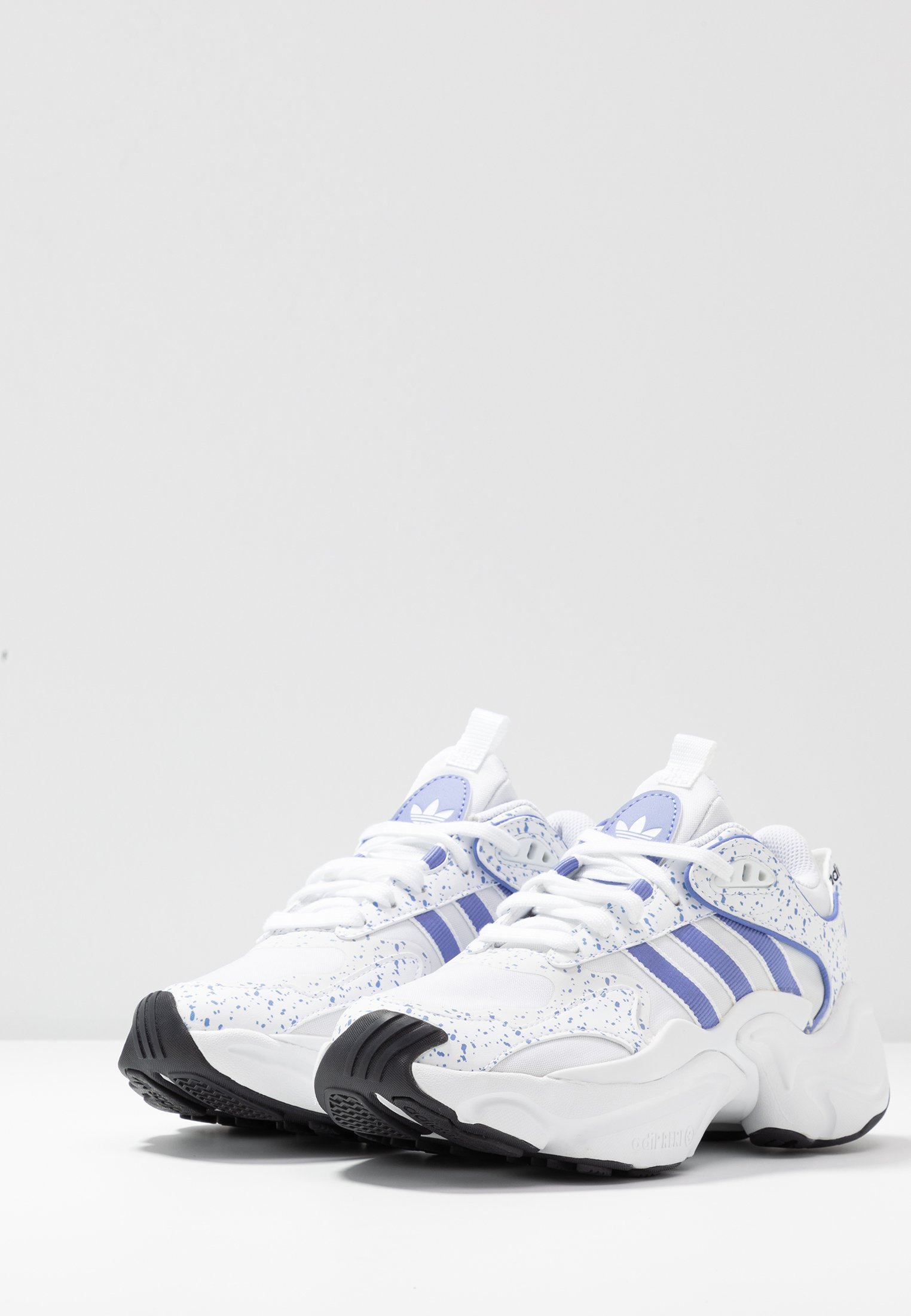 Adidas Originals Magmur Runner - Joggesko Footwear White/chalk Purple/core Black