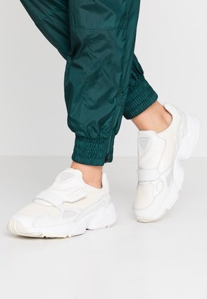 Matalavartiset tennarit - footwear white/crystal white/chalk white