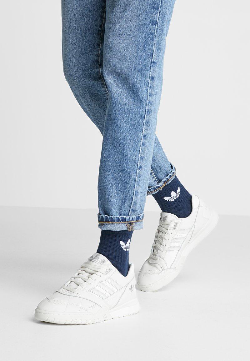 adidas Originals - TRAINER - Joggesko - offwhite/raw white/ecru tint