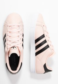 adidas Originals - COAST STAR  - Tenisky - ice pink/clear black/footwear white