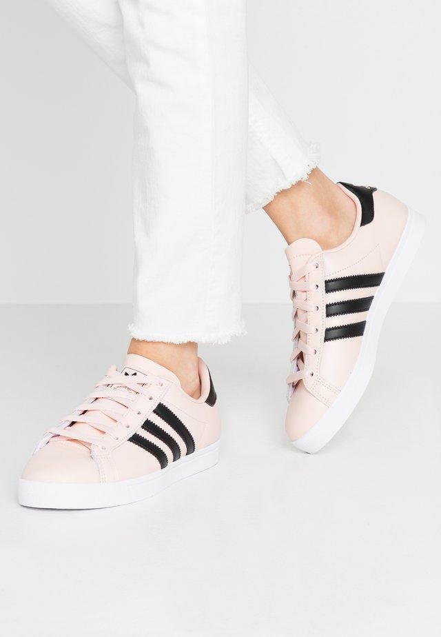 COAST STAR  - Sneakers laag - ice pink/clear black/footwear white