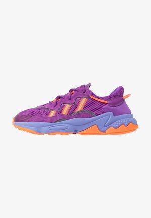 OZWEEGO ADIPRENE+ RUNNING-STYLE SHOES - Trainers - active purple/solar orange/chalk purple