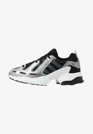 EQT GAZELLE - Sneakers - core black/metal/ice mint