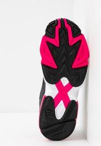 adidas Originals - Trainers - core black/shock pink/footwear white - 6