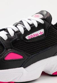 adidas Originals - Trainers - core black/shock pink/footwear white - 2