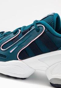 adidas Originals - EQT GAZELLE - Trainers - tech mint/legend ink/true pink - 2